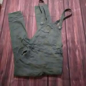 Free people overalls!